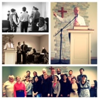 Nouveau pasteur à l'Église pentecôtiste unie de Châtellerault
