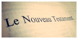 Nouveau Testament, Bible