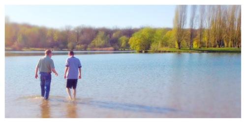 accompagnement spirituel, pasteur, Châtellerault, le Lac