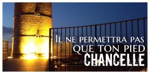 Cheminée, Manufacture d'armes, Châtellerault, protection contre chute, église pentecôtiste