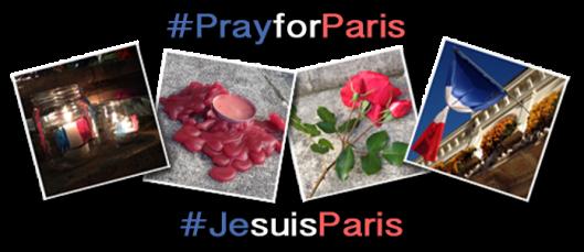 #PrayforParis, #JesuisParis, #ParisAttacks, Châtellerault, Mairie de Châtellerault