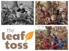 automne, jeux, feuilles, église, pentecôtiste, Châtellerault, enfants, enfance