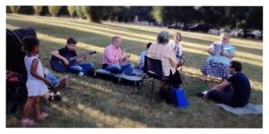 étude biblique, le lac de la forêt, Châtellerault, Chrétiens, Église Pentecôtiste