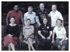 Leadership, église pentecôtiste unie, châtellerault, bourges, sables d'olonne, Pascal Chartier, Christian Kabasele, Mike Long, UPCI