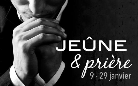 jeûne et prière, EPU France, Église Pentecôtiste Unie, France, Châtellerault